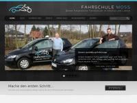 www.fahrschule-moss.de geht online